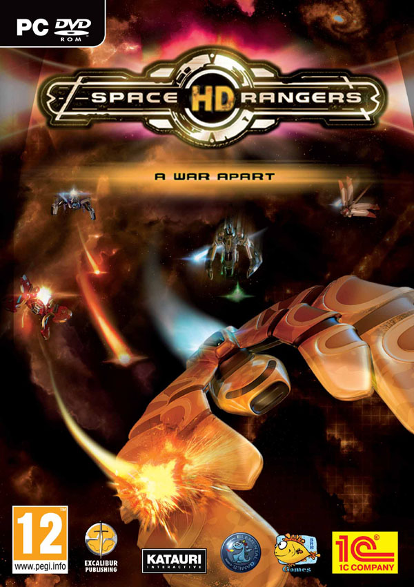 Space Rangers HD A War Apart Download Cover Free Game