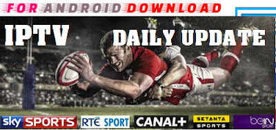 Download Android New IPTV(Update) Apk For Android - DailyUpdate IPTV-Server Apk for Android