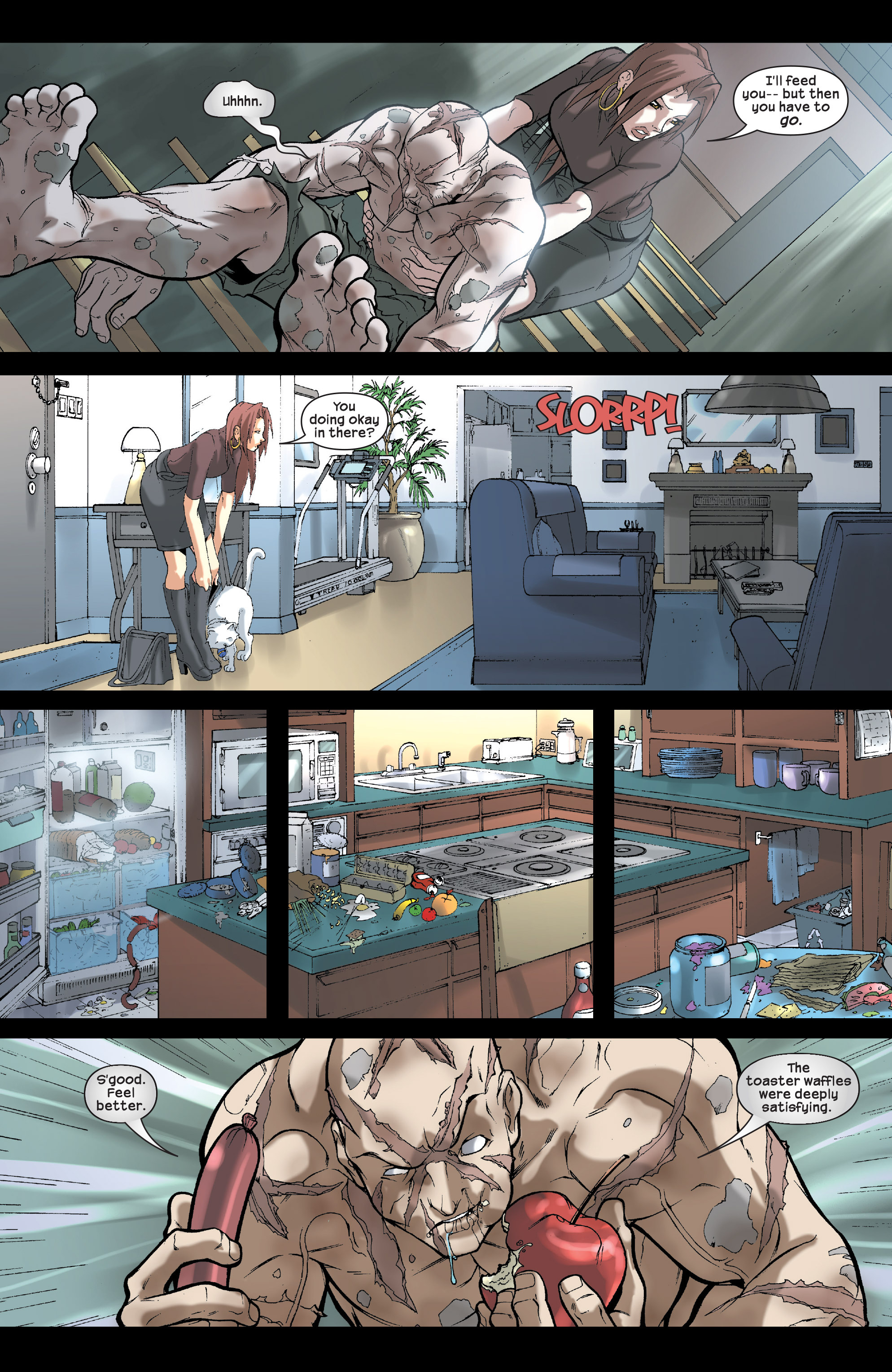 Read online Agent X comic -  Issue #1 - 5