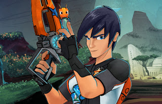 SlugTerra Disney Channel Series