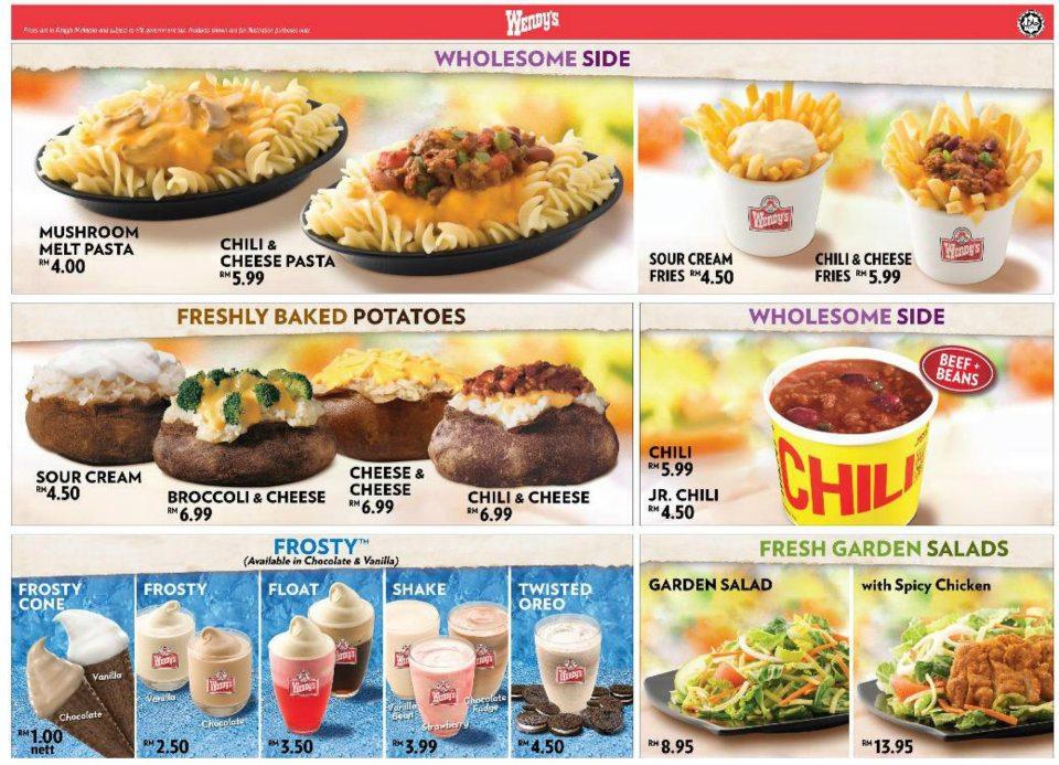 Wendy S Fast Food Restaurant