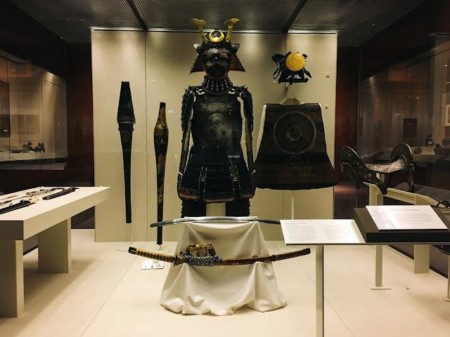 近世日本(Edo period japan)|鎧兜(Set of armour)