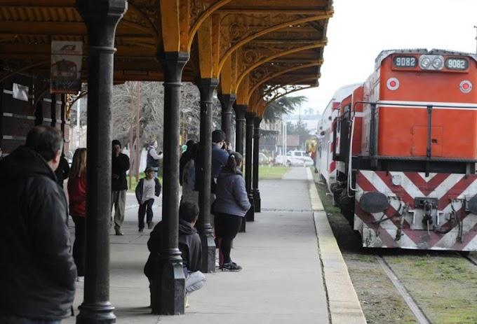 Tandil: Con las firmas recolectadas, vecinos marcharán al Municipio en reclamo por el retorno del tren