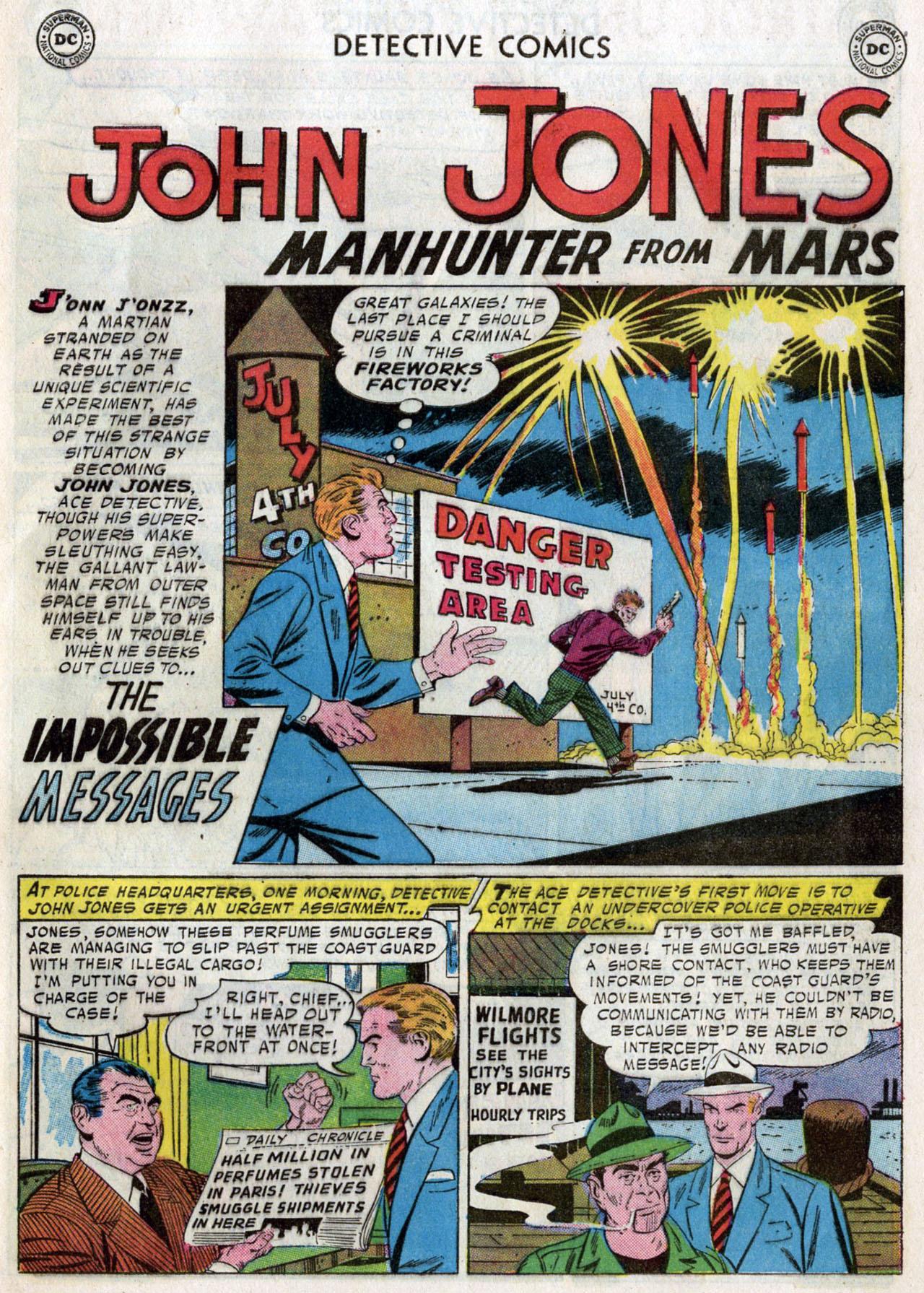 Read online Detective Comics (1937) comic -  Issue #247 - 27