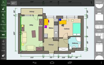 aplikasi desain rumah floor plane creator
