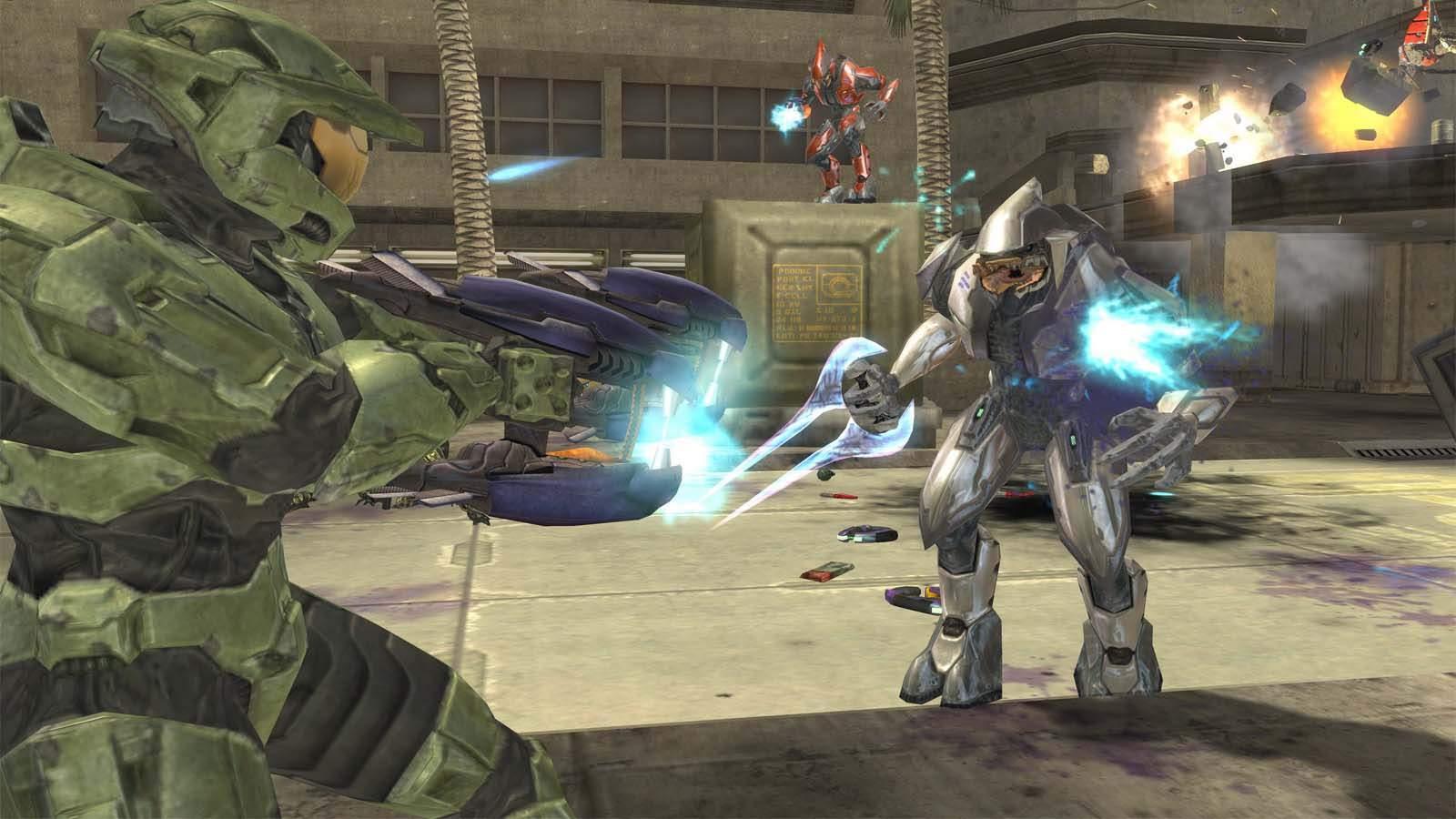 تحميل لعبة Halo 2 مضغوطة برابط واحد مباشر كاملة مجانا