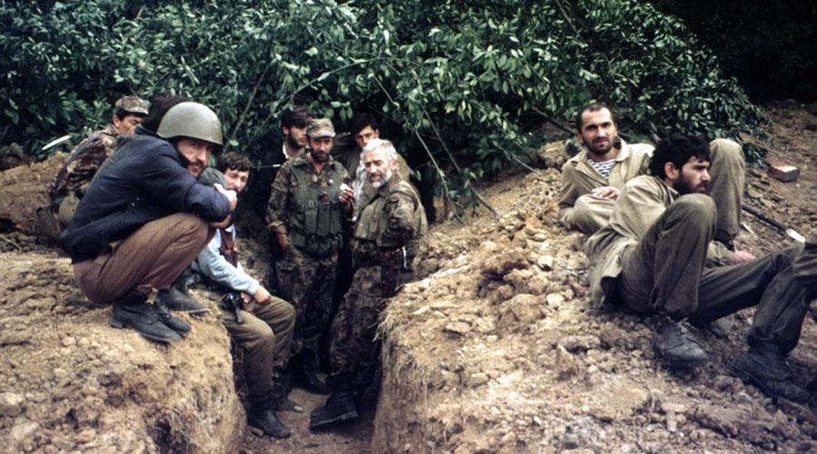 фото встречи грузинских войск жителями абхазии странах отправной