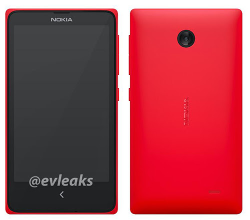 Leak: This is Nokia's Android phone, Codename Normandy - Blogging Tips