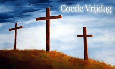 Goede Vrijdag,  Leef je geloof, Hillie Snoeijer, christelijk psycholoog Baflo