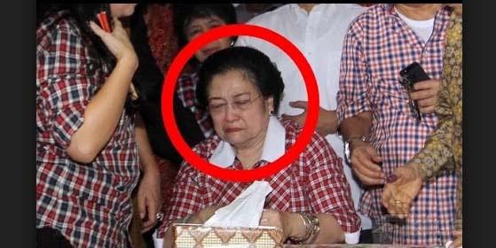 Megawati Terenyuh Ahok Ditahan