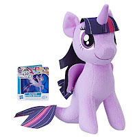 My Little Pony the Movie Twilight Sparkle Twinkle Seapony Plush