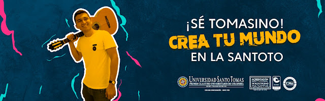 Universidad Santo Tomás abrió inscripciones de pregrado 2019.