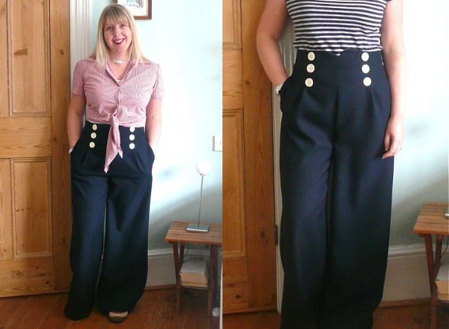 Tilly and the Buttons: Nautical Sewing Patterns