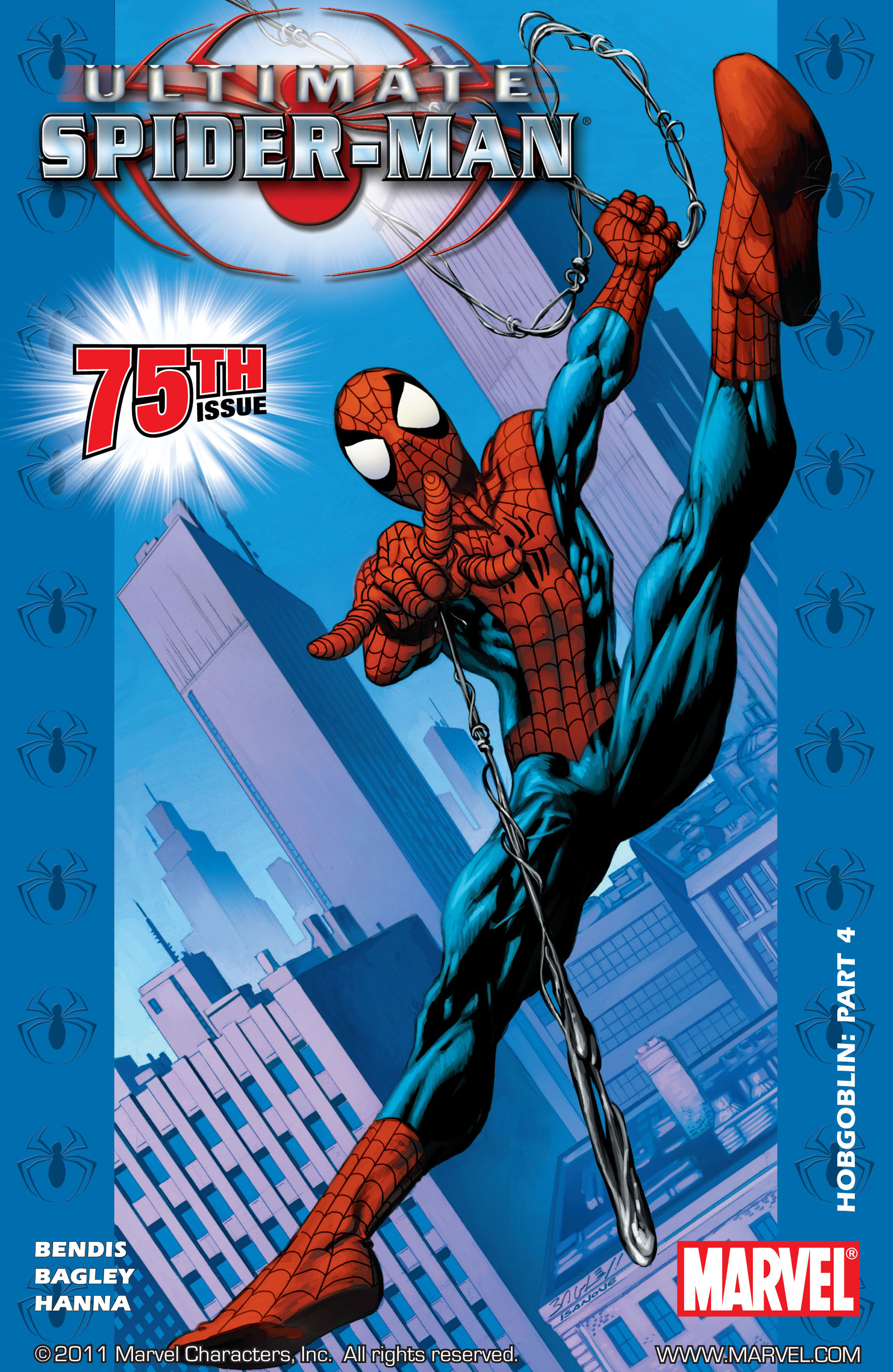Ultimate Spider-Man (2000) 75 Page 1