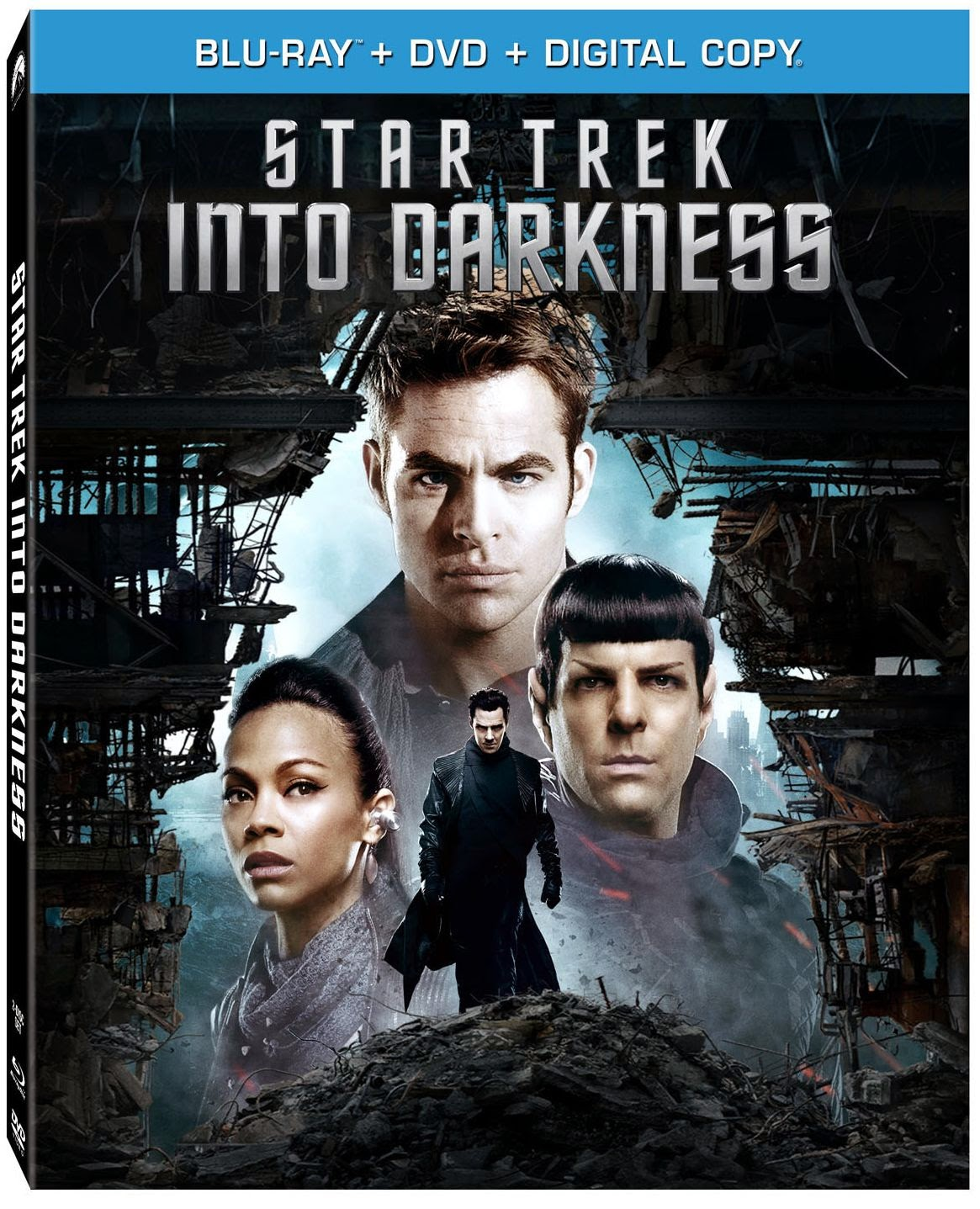 Andre Star Trek Into Darkness 2013 Bluray 720p X264 Ganool