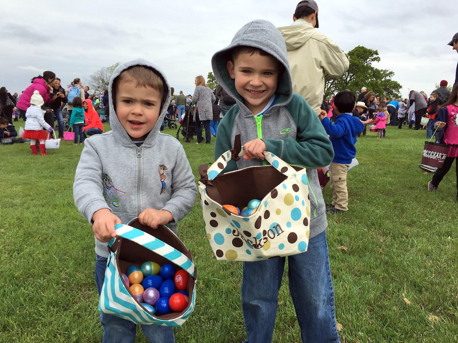The Malnar Family Easter Egg Hunt 1
