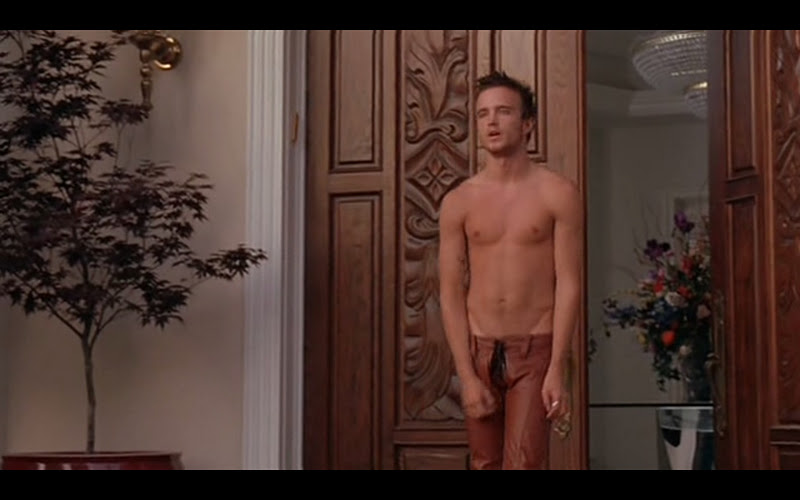 Aaron paul nude ass and sexy movie scenes 7