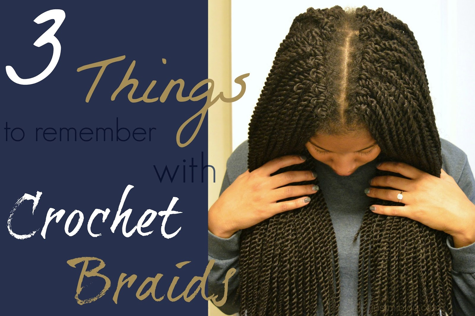 3 Things To Remember With Crochet Braids | Just Mi!