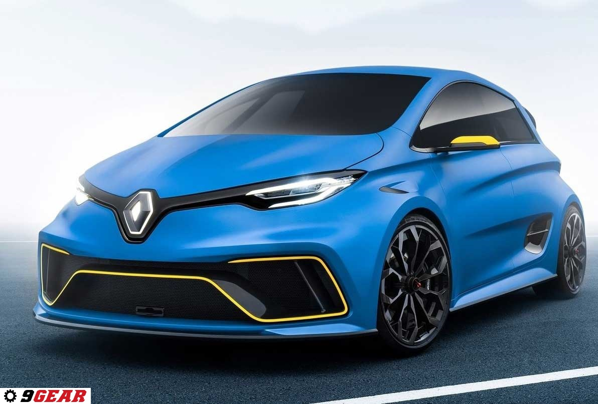 car reviews new car pictures for 2018 2019 renault zoe e sport concept is an 460 hp ev hot hatch. Black Bedroom Furniture Sets. Home Design Ideas