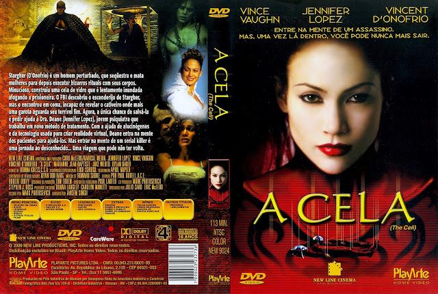Capa DVD A Cela