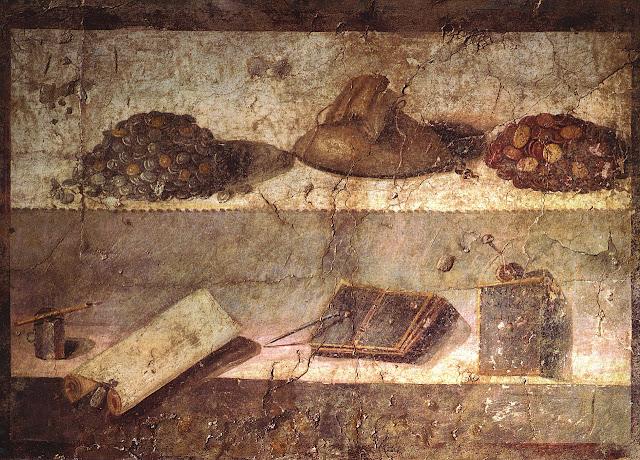 Resultado de imagen de tabernae librae en la Roma clasica
