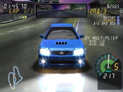 Final Drive Fury nitro jogos