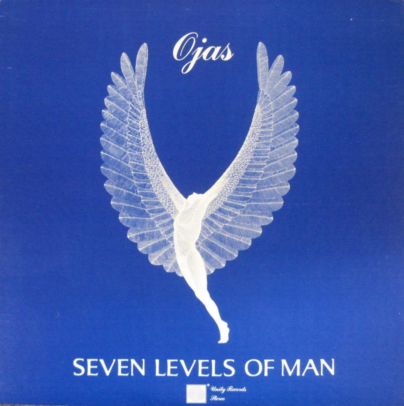 Ojas Seven Levels Of Man