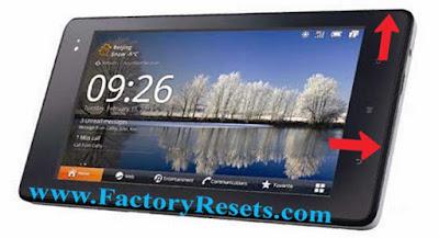 master-reset-Huawei IDEOS S7 Slim