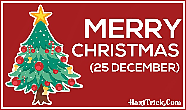 Merry Christmas Day Happy X-Mas Images Photos Pics 25 December 2020