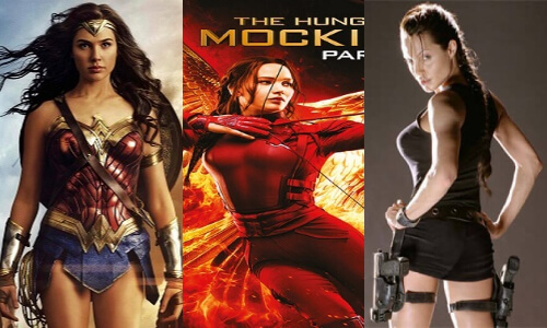 Top Female Action Movies