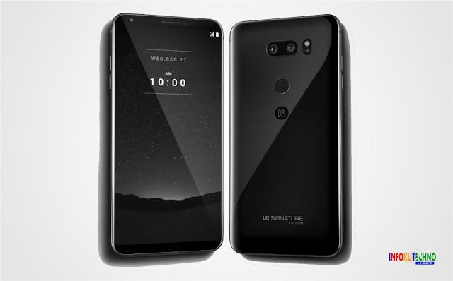 LG Signature Edition Full Spesifikasi dan Harga Terbaru