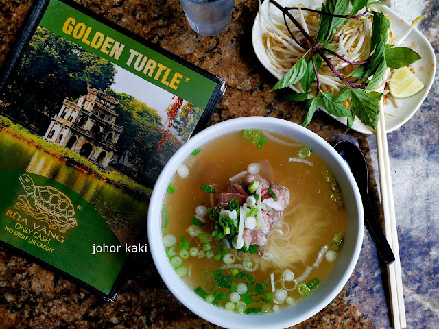 Golden Turtle Restaurant. Toronto's Most Famous Pho
