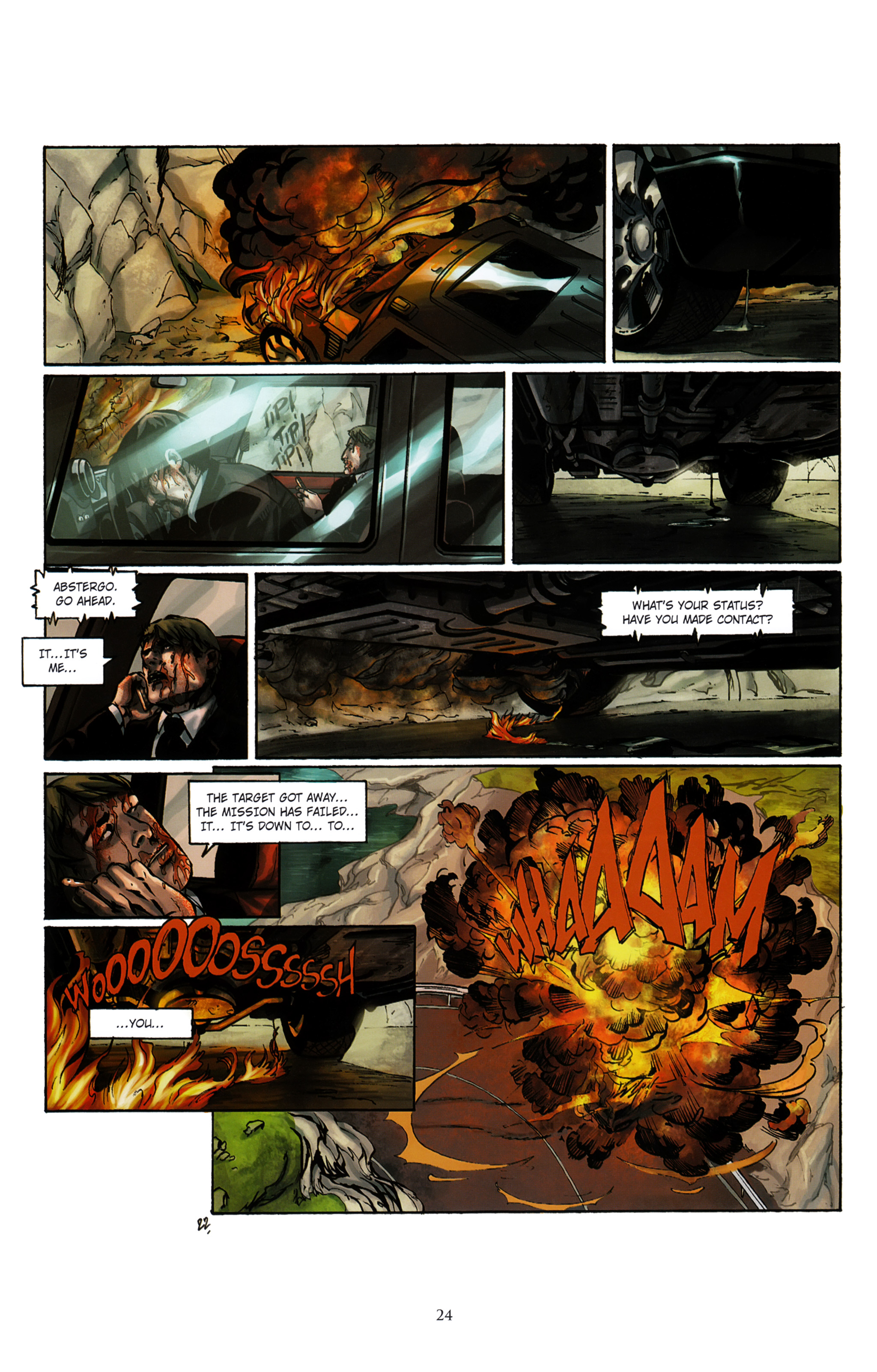 Read online Assassin's Creed (2012) comic -  Issue #2 - 28