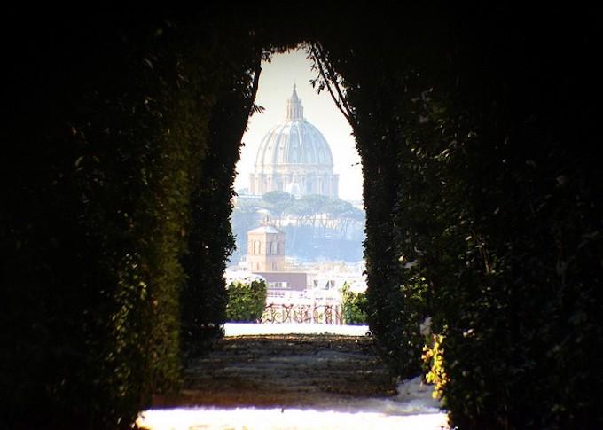 5 posti segreti da non perdere a Roma: la Serratura di Roma