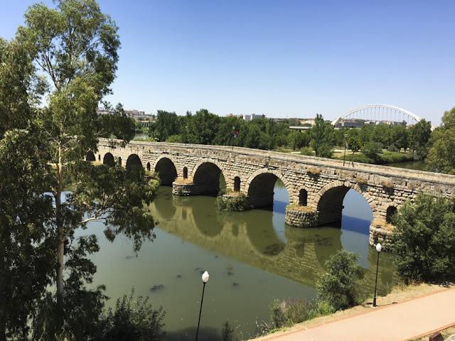 Ponte Romano Mérida Estremadura