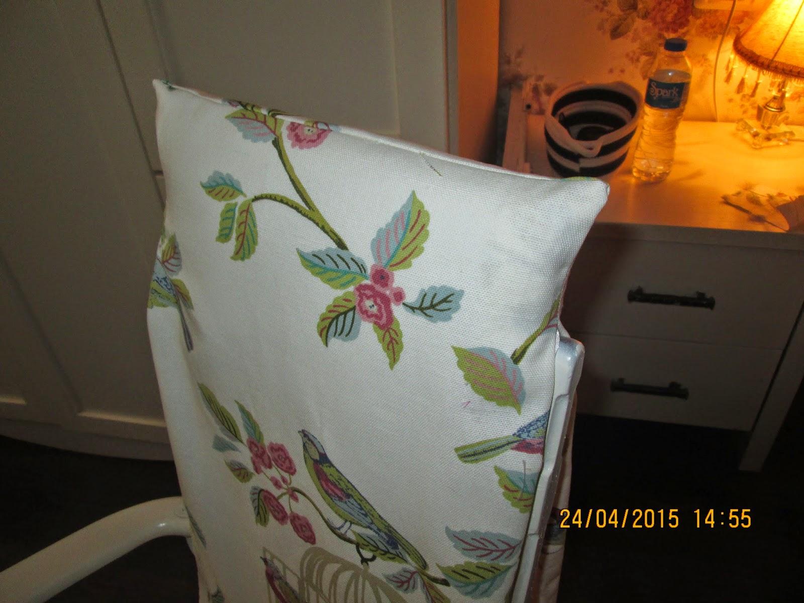IMG 0049 - שדרוג כורסא ישנה