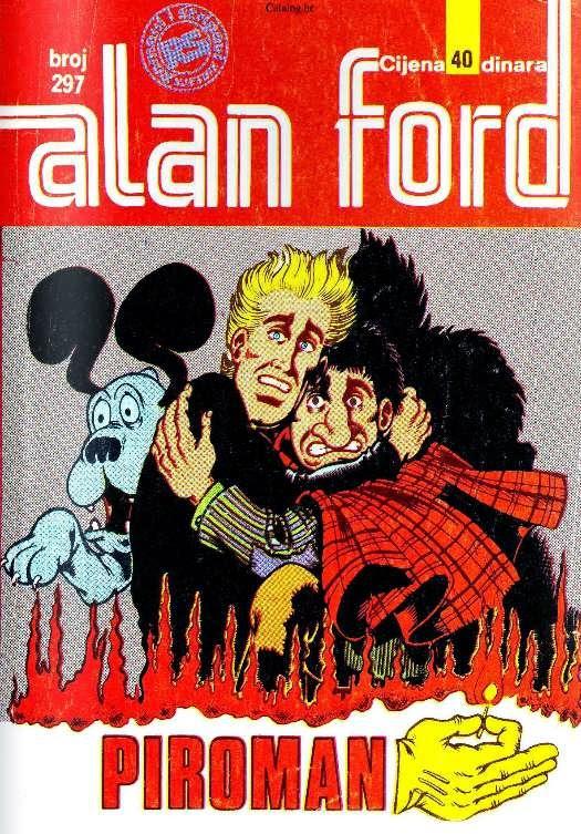 Piroman - Alan Ford