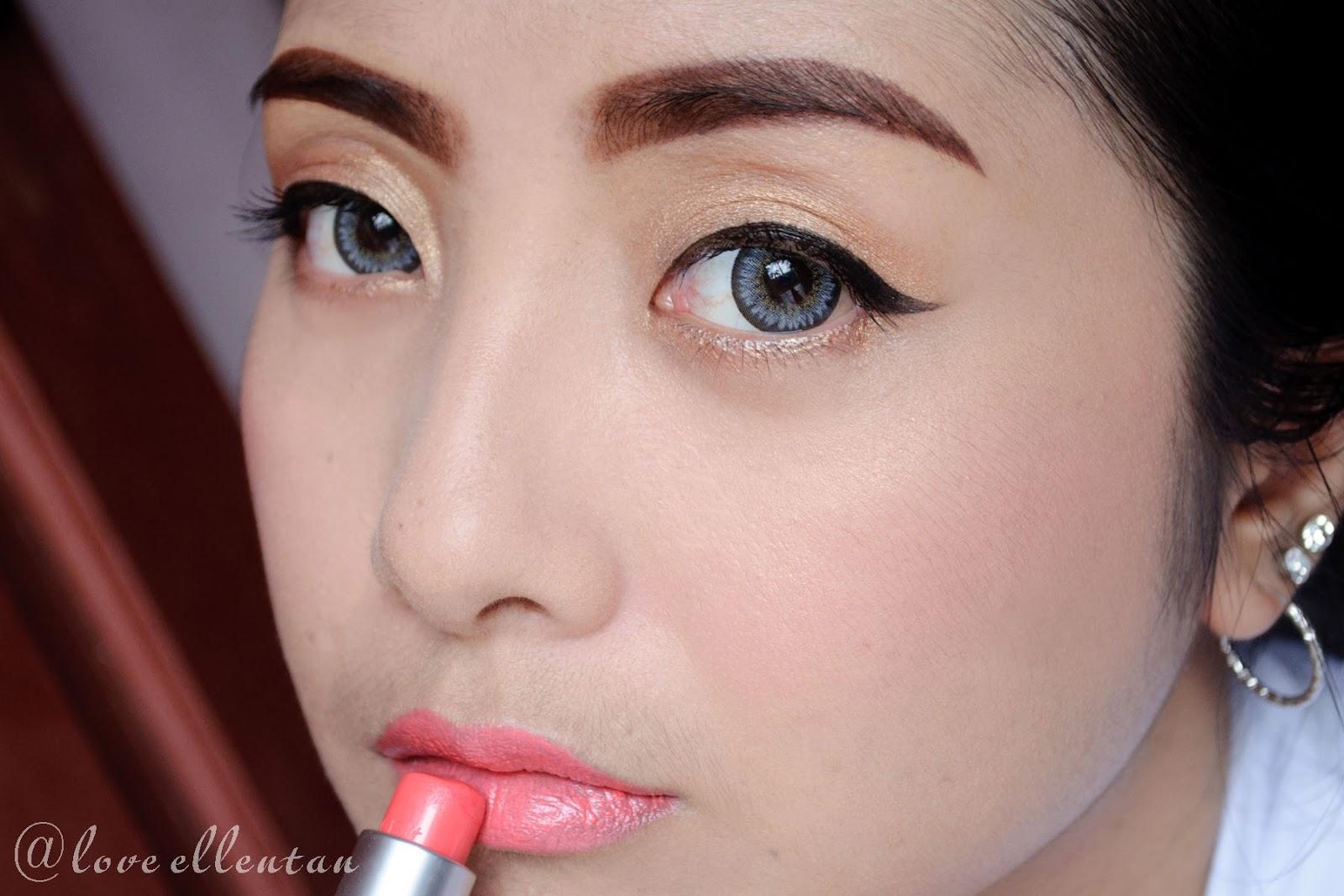 Gambar Tutorial Makeup Natural Sehari Hari Ala Korea Rademakeup