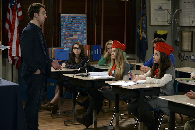 girl meets world auggie grows up Auggie on the set of girl meets world but he might want to be a lawyer when he grows up be sure to catch august and the rest of the cast of girl meets world.
