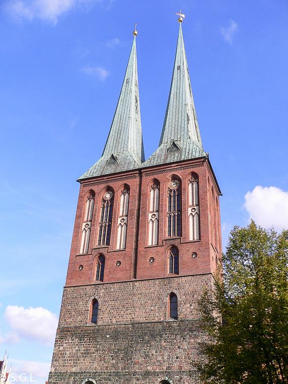 Nikolaikirche de Berlin. Berlin en 4 dias