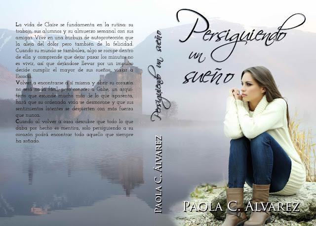 Persiguiendo un sueño_Apuntes literarios de novela romántica de Paola C. Álvarez