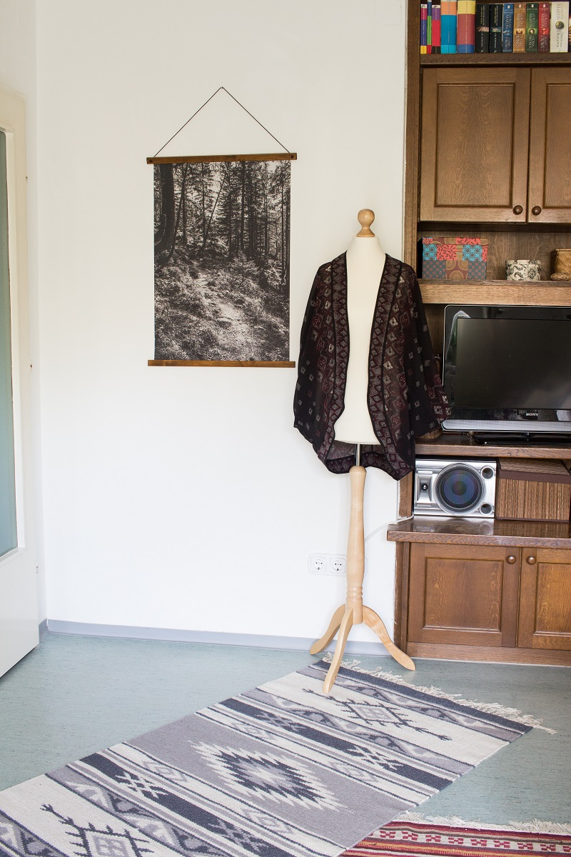 Home Tour   Mein Wohnzimmer Im Boho Bohemian Look   Deko, Textilien Selbst
