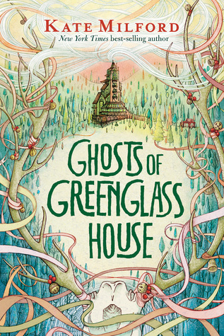 MMGM Review: Ghosts of Greenglass House, by Kate Milford
