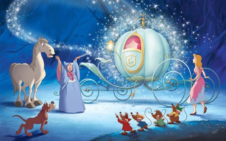 Disney Cinderella Pumpkin