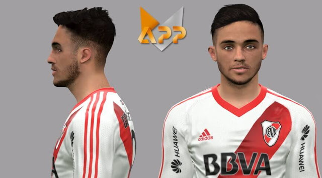 Kevin Sibille Face PES 2017