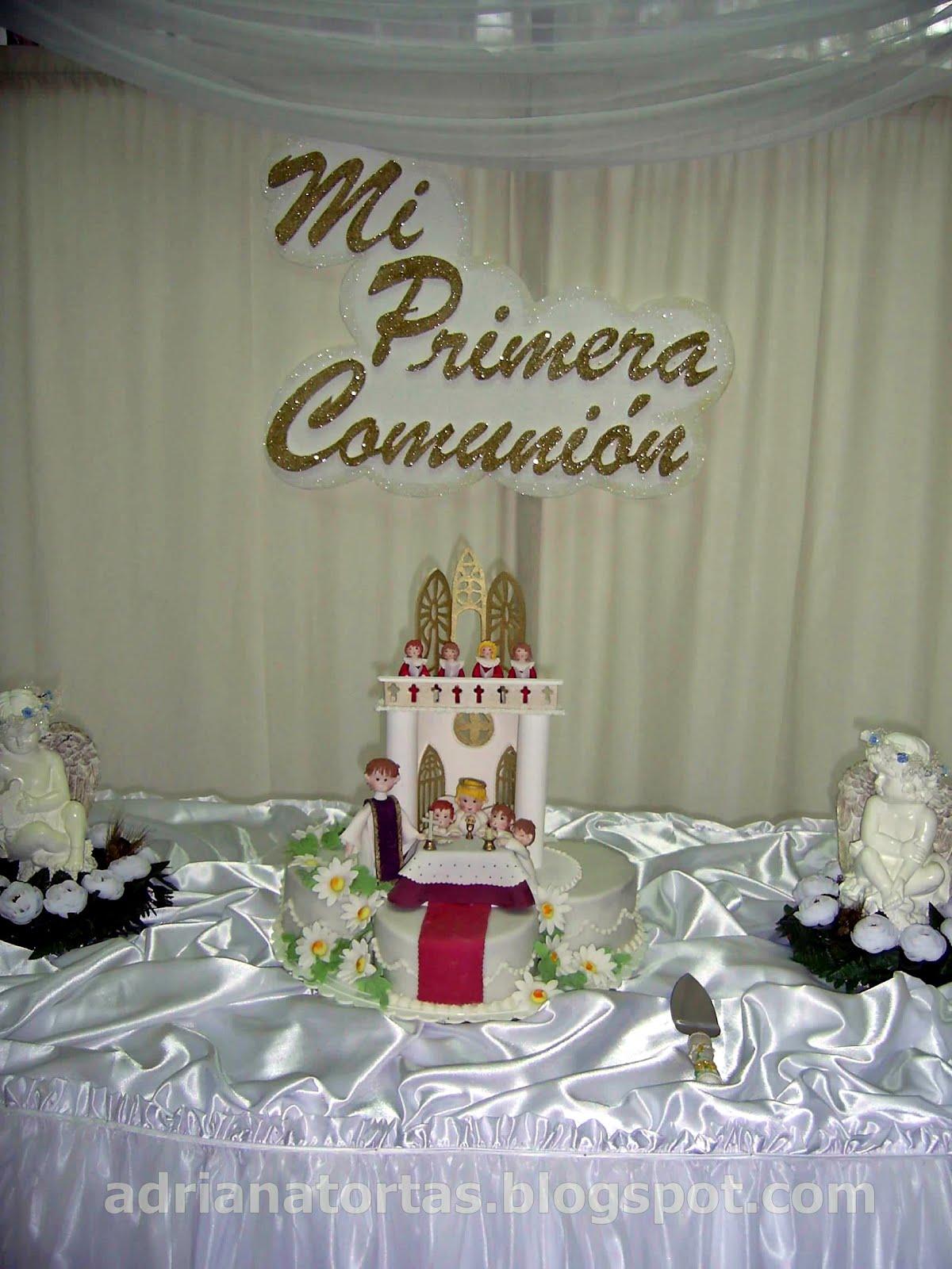 Fiestas Primera Comunin