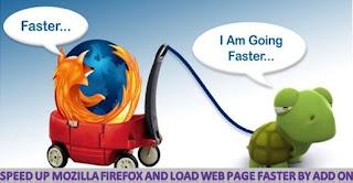 Make Mozilla Faster