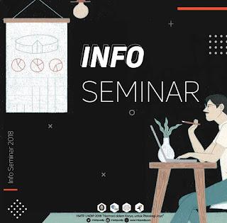 """Info Seminar: Nasional Gomatika 2018 """"Penggunaan dan Pengembangan Produk Informasi Geospasial Mendukung Daya Saing Nasional"""""""