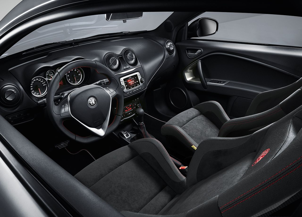 160301 Alfa Romeo Ginevra Mito 04 Καλώς ήρθες, «απλή» Giulia!