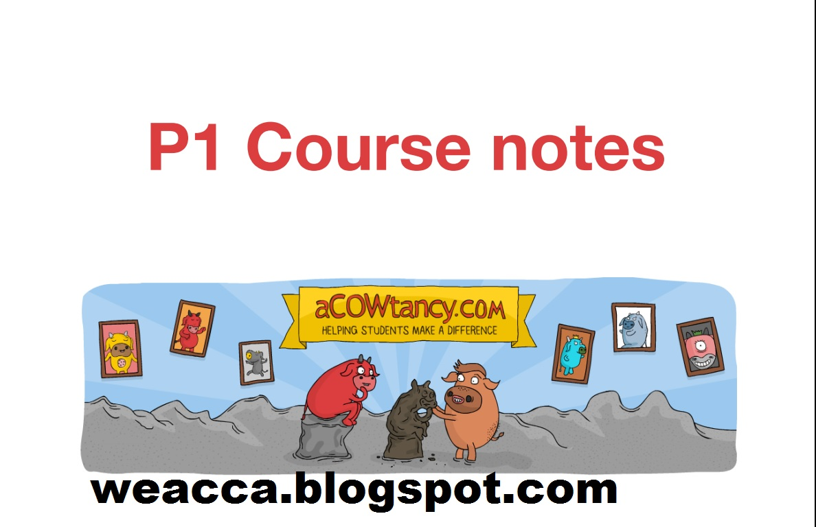 CFA Level 1 Study Material 2018 Free Download - ACCA Study ...